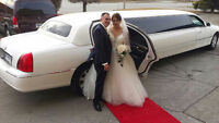 Prom Limo, Wedding, Night out, Birthdays, and Anniversaries