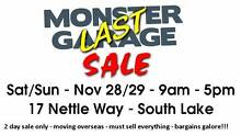 ***MONSTER GARAGE SALE*** 17 Nettle Way, South Lake South Lake Cockburn Area Preview