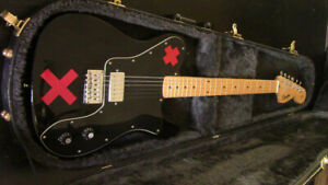 Squire Telecaster Deryck Whibley (Sum 41) Model