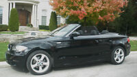 2009 BMW 1-Series 128i Convertible, Mint Condition. 30.000 km