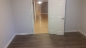 1 month free rent! Large Open Bsmt Suite in SE with garage!