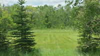 Private lot available in Kleefeld!!