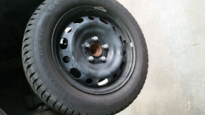 16 inch winter tires Strathcona County Edmonton Area image 1