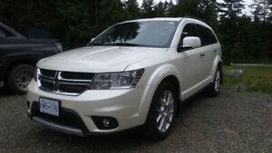2014 Dodge Journey RT, near new condition, drives excellent!