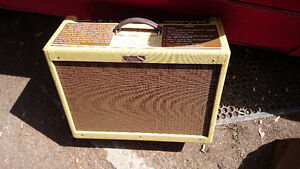 fender 40 watt tweed amp
