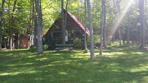 Cottage for sale on Grand Lake