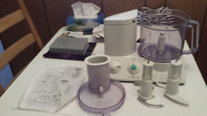 food processor. used only a few times