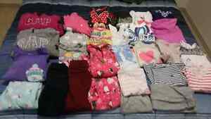 Girls 3T Lot. 30 pieces.