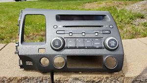 Radio d'origine, Civic 2006