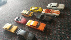 Model diecast cars 1/25 scale $50