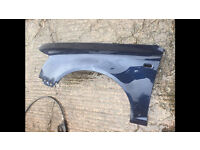 2006-2009 genuine Audi A6 wing left hand side