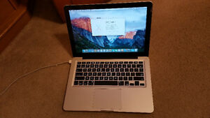 MACBOOK PRO with Fast  SSD DRIVE