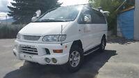1999 Mitsubishi Other DELICA Minivan, Van