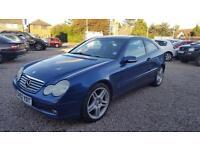 2003 (52) Mercedes-Benz C 180 12 MOT 1 Owner 90000 Miles Bargain