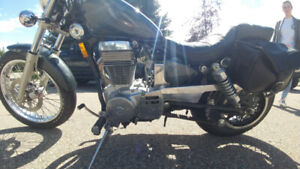 1986 Suzuki savage for sale needs work