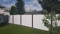 Fencing, American Products, Competitive Prices.