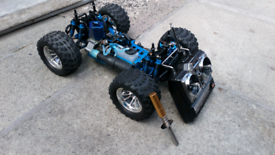 Rc nitro buggy in really gd condition only used twice £120 ono
