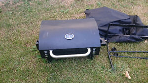 BBQ for Tent Trailer with Mount & Connector