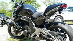 2012 Kawasaki ER6N for sale by owner