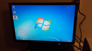 "Used Acer 22"" LCD Computer Monitor for Sale"