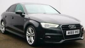 image for 2015 Audi A3 1.4 TFSI 150 S Line 4dr Saloon petrol Manual