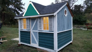 Shed/Cabin house