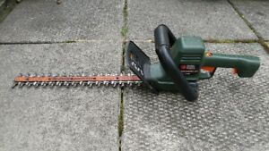 Hedge Trimmer Corded