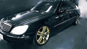 2nd Owner - *Clean S500 Mercedes-Benz - Low KMs* Today's Sale !!