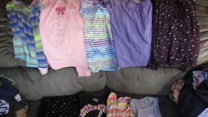 girls shirts size 10-12(9)