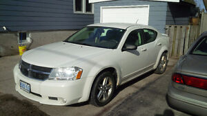 2010 Dodge Avenger Sedan stx