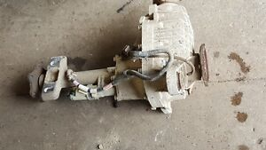 373 gear ratio front differential out of 2003 chev Silverado