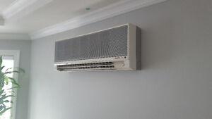 A/C, chauffage mural / split type air conditioning 18000 BTU