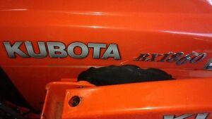 Kubota BX 1860 4X4 COMPACT TRACTOR