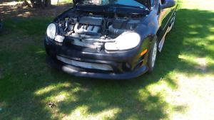 2000-2005 Dodge Neon Xenon body kit