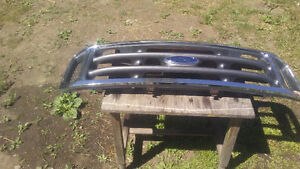 2003/2004 Ford Super Duty Front Grill