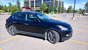 2011 Infiniti EX35, Journey Package, rims+snow tires