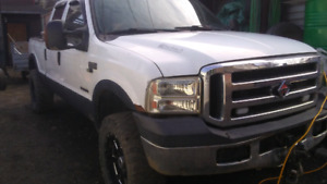 2000 f250 super duty 7.3 diesel 4x4 with 5inh lift