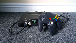 Nintendo64 for sale