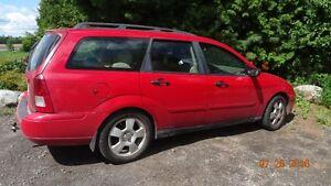 2004 Ford Focus Hatchback