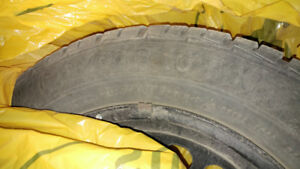 Winter tires (gislaved nordic)