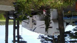 Fifth-wheel, Cedar Creek 34RLTS, 2007
