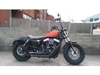 Harley-Davidson XL 1200 X FORTY EIGHT XL1200 48 FORTYEIGHT