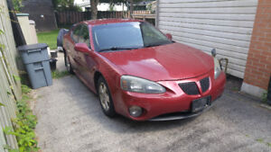 2006 Pontiac Grand Prix 3.8L V6 Sedan