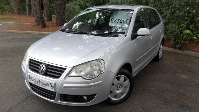 2005 55 Volkswagen Polo 1 4 75p Auto S 24 000 Miles
