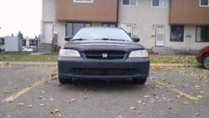 Honda Accord V6 1998