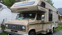 Ford Motor home