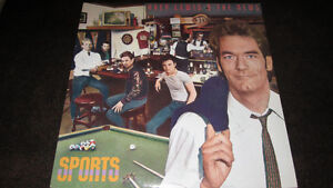 Huey Lewis And The News - Sports - Vinyl record LP
