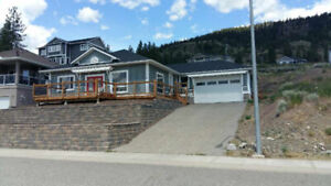 Rancher with View for Rent - Merritt, BC
