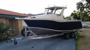 Plate Aluminium Dive and fishing 6.1m Walkaround Cuddy Cabin Malaga Swan Area Preview