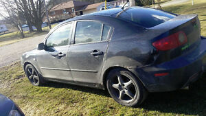 2006 Mazda 3 Need this car gone ASAP!